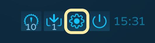 big picture setting icon